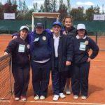 """Los concurrentes a la Fundación Río Pinturas participaron del Torneo Nacional de Tenis organizado por la ONG """"Olimpiadas Especiales"""""""